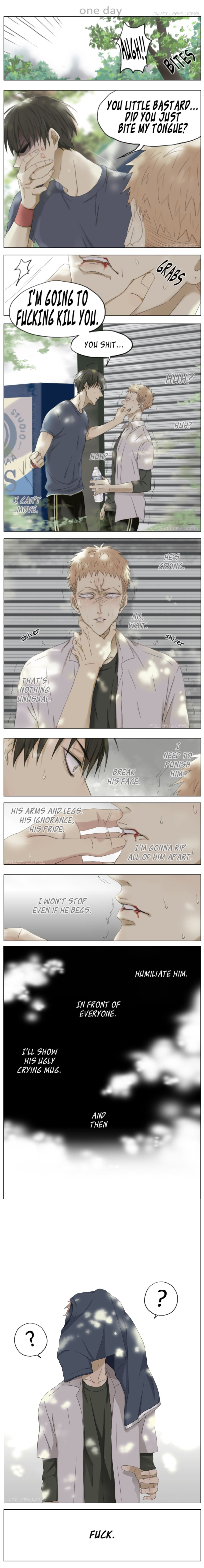 The first Mo Guan Shan's kiss was hot and sexy, and given by He Tian, you're lucky