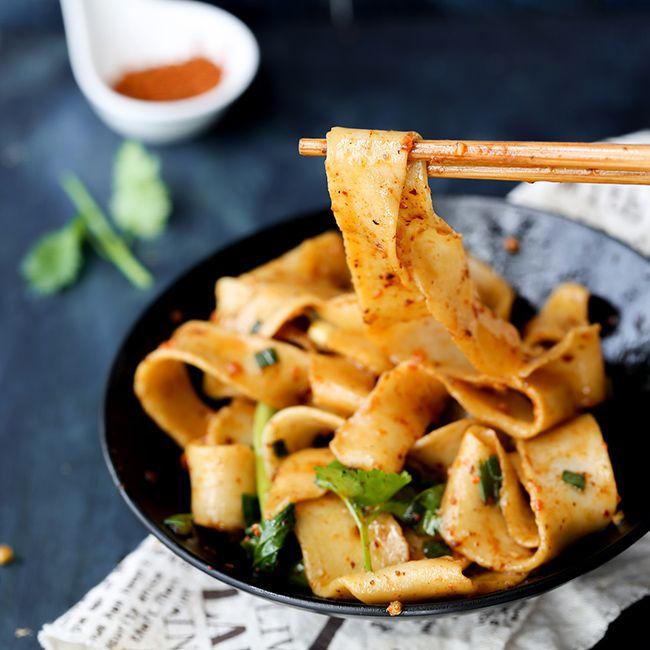 Biang Biang Mian | Recipe in 2020 | Food recipes, Food ...