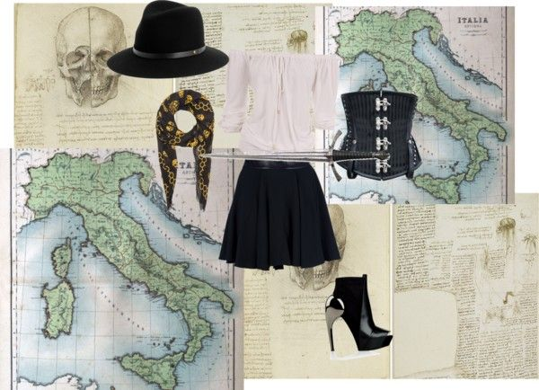 """""""Feels great to be a pirate"""" by amirahe21 on Polyvore"""