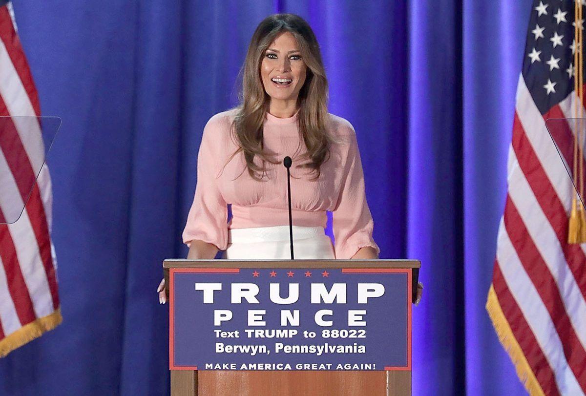 Estilo+Melania+Trump