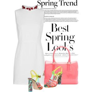 Spring IT Shoe: Jelly Sandals