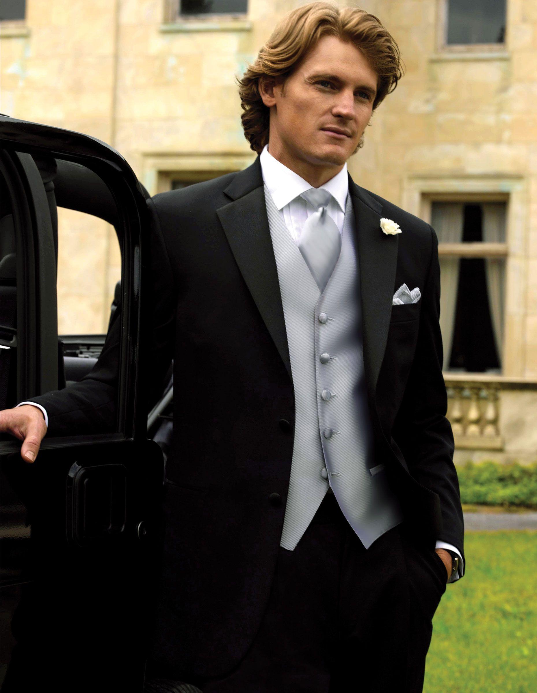 tuxedo cravat Google Search Black tuxedo wedding, The