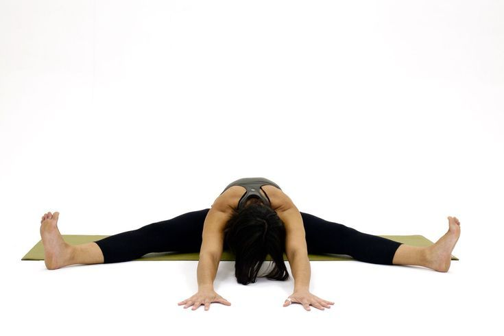 20 Ways To Stretch Your Hamstrings With Yoga Seated Yoga Poses Basic Yoga Poses Yoga Poses