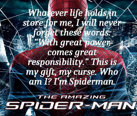 Spider Man Wall Clocks Dougs Best Finds Spider Man Quotes Marvel Quotes Superhero Quotes