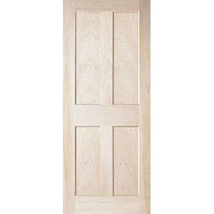 Mastercraft Reg 24 W X 80 H Brite White Flat Mission 3 Panel Hollow Core Interior Door System Ri White Interior Doors Prehung Interior Doors White Paneling