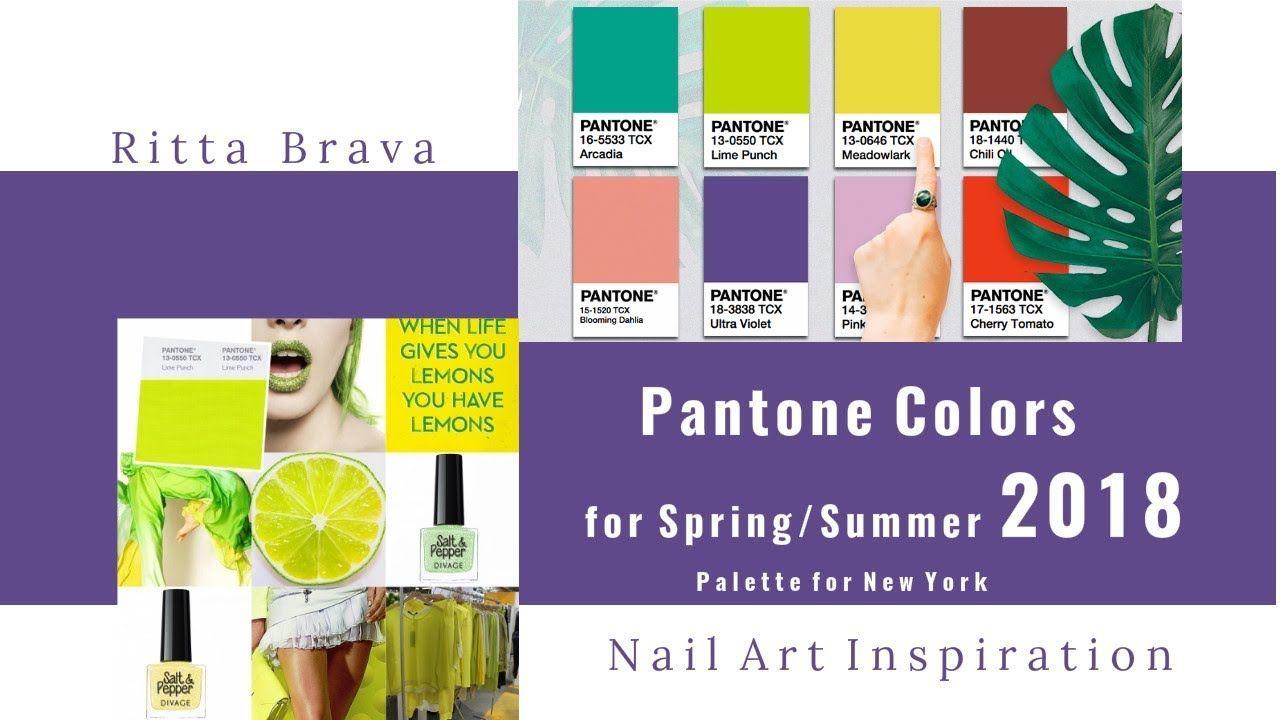 pantone colors for spring summer 2018 color palette for new york trending 2018 color. Black Bedroom Furniture Sets. Home Design Ideas