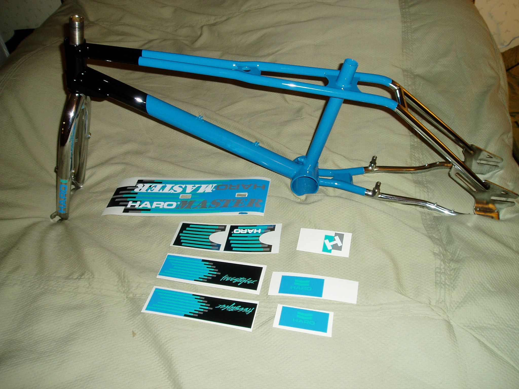HARO BMX BIKES BIKE DECAL STICKER