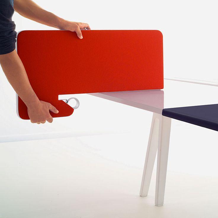 Best office desk dividers Used ... Dividers, Joyn Ronan, Products ...