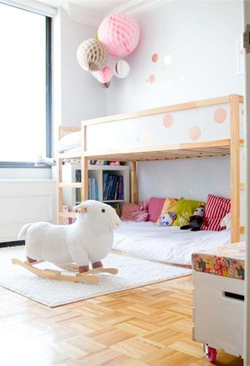 Habitaciones y Dormitorios Infantiles- Cama Kura de Ikea 0fe6c2f88d9