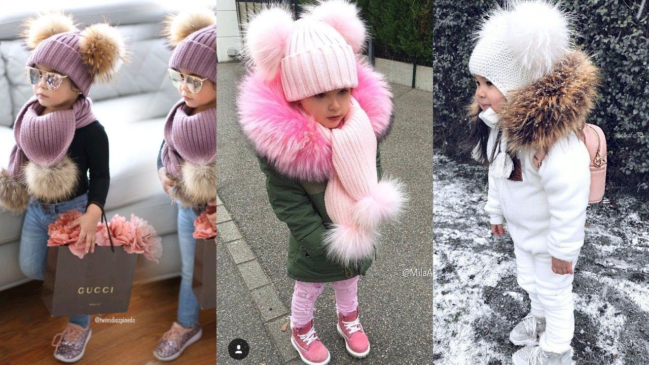 احلى ملابس بنات اطفال شتويه اخر شياكة 2019 موديلات شتوية كيووووووت Https Youtu Be Wbckvjnfayu Fur Coat Coat Fashion