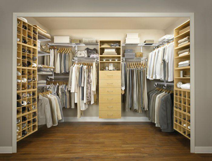 Schlafzimmer schrankwand ~ Schlafzimmer mit begehbarem kleiderschrank schuhordnung gut