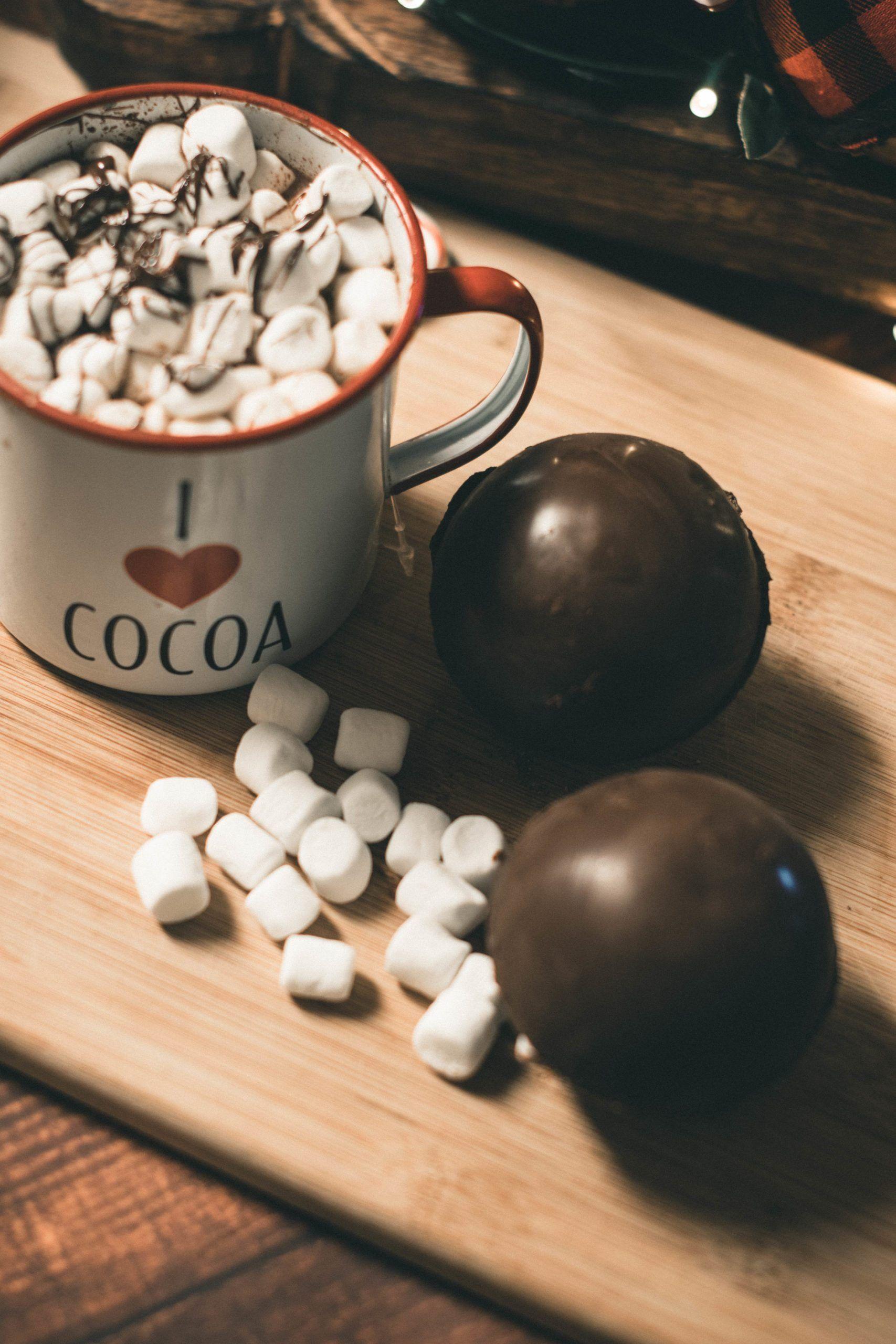 Hot Chocolate Bombs in 2020 Hot chocolate, Gluten free
