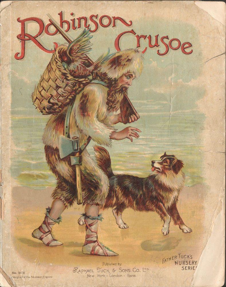 essay about robinson crusoe Essays and criticism on daniel defoe's robinson crusoe - defoe, daniel: robinson crusoe.