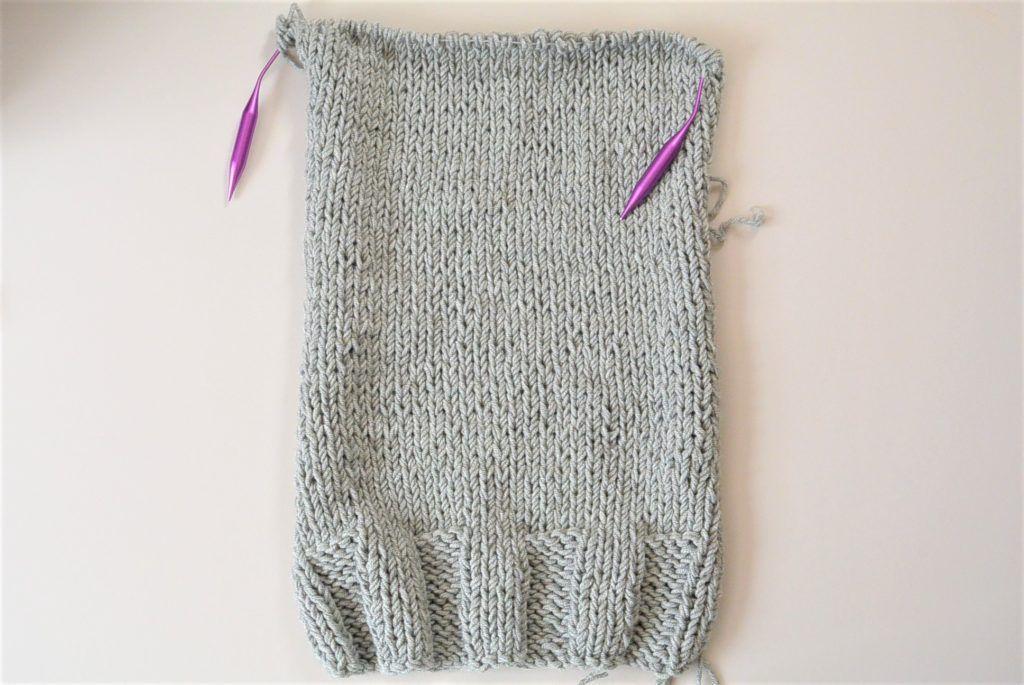 e45e653ca7743 Winter s Chunky East Knit Pullover pattern  Mama in a Stitch