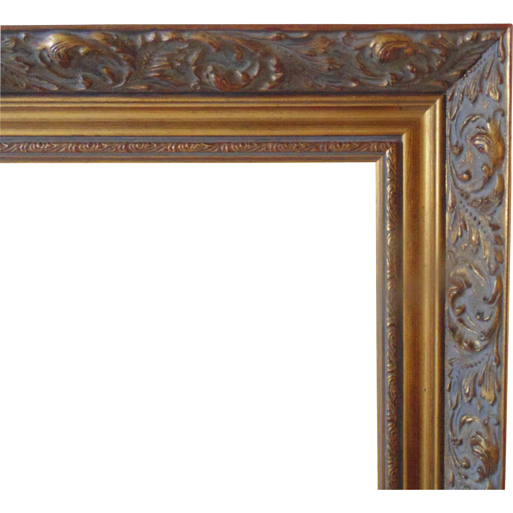 Large Vintage Gold Picture Wood Frame W Rococo Swirls For Painting Or Print Gilt Wood Frame Frame Picture Frame Art