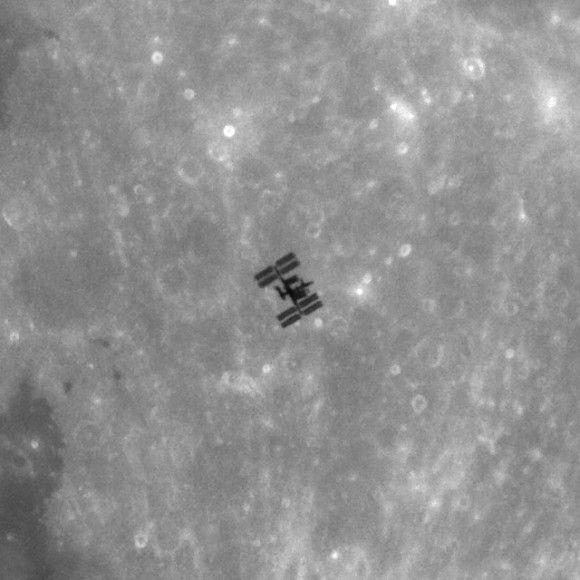 lunar eclipse space station - photo #31