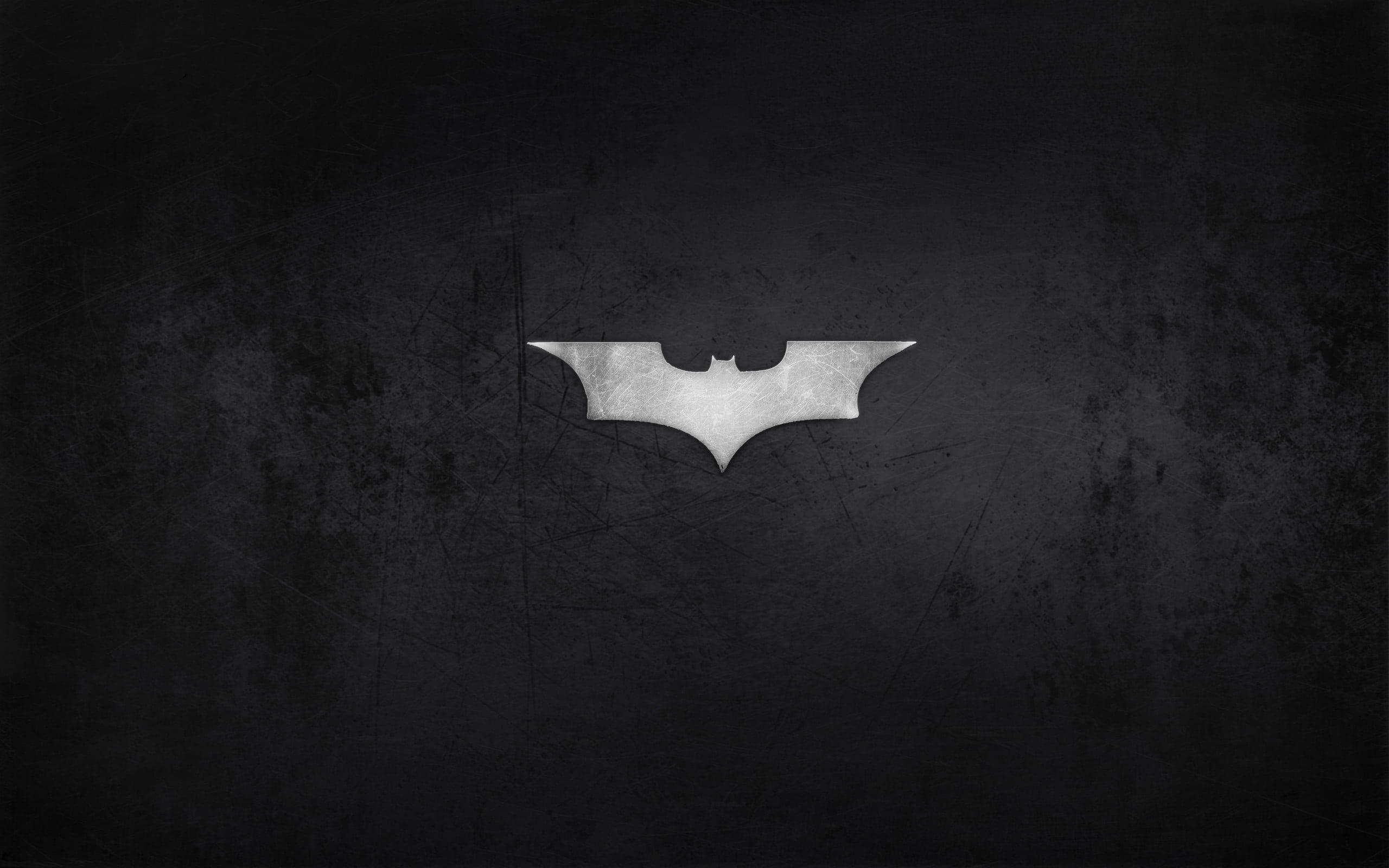 Batman Logo Batman Logo Batman 2k Wallpaper Hdwallpaper Desktop In 2021 Batman Backgrounds Batman Wallpaper Superman Wallpaper