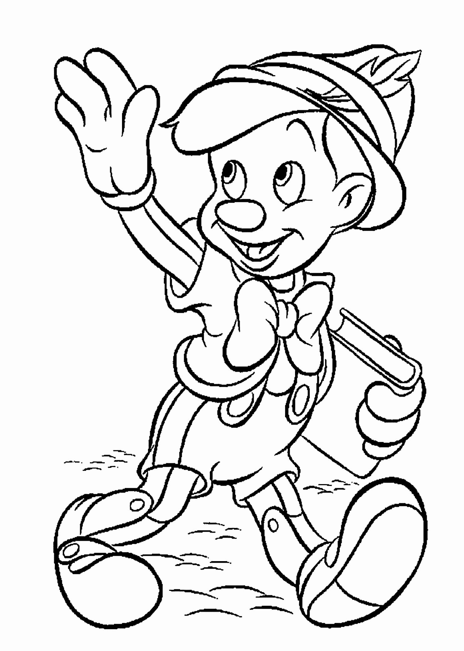 Disney Cartoon Coloring Pages For Kids Disney Coloring Pages Cartoon Coloring Pages Disney Colors