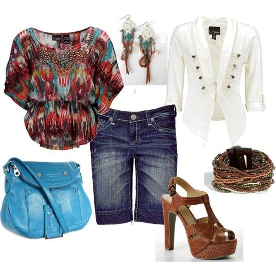 Springtime Fun - Modest Trendy Fashion - By Karlee