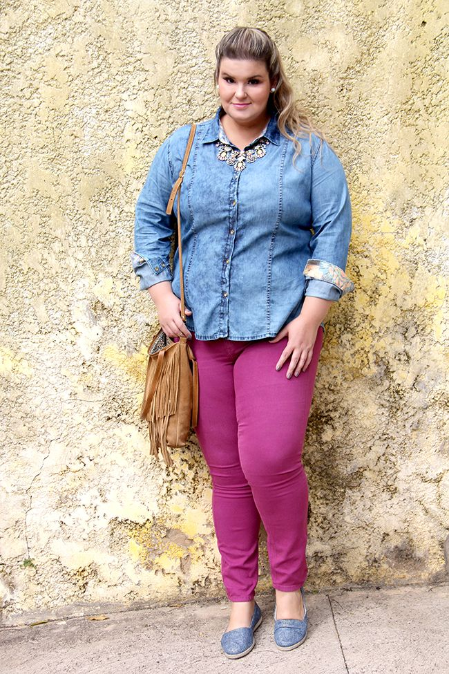 5 it girls plus size brasileiras que você precisa conhecer - Paula Bastos 32240f21b5