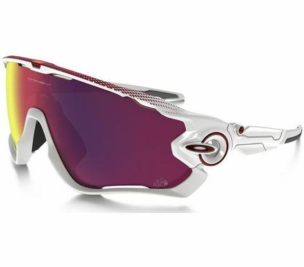 Oakley Jawbreaker Prizm Road Tour De France Sunglasses White Sunglasses Oakley Oakley Jawbreaker