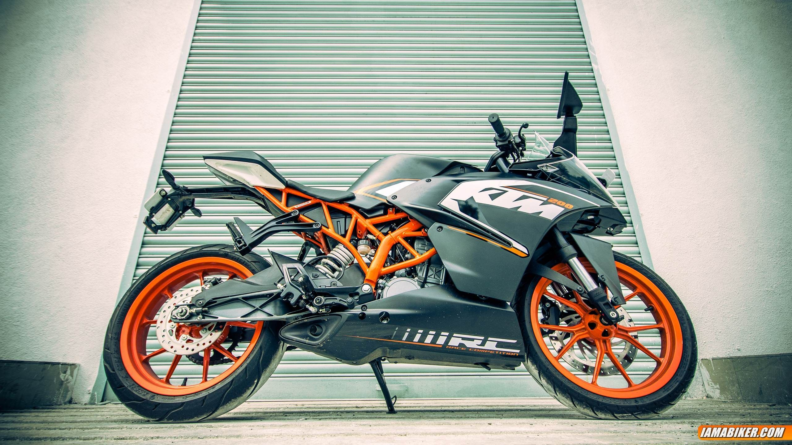 Ktm Rc200 Review First Ride Report Ktm Racing Bikes Ktm Rc