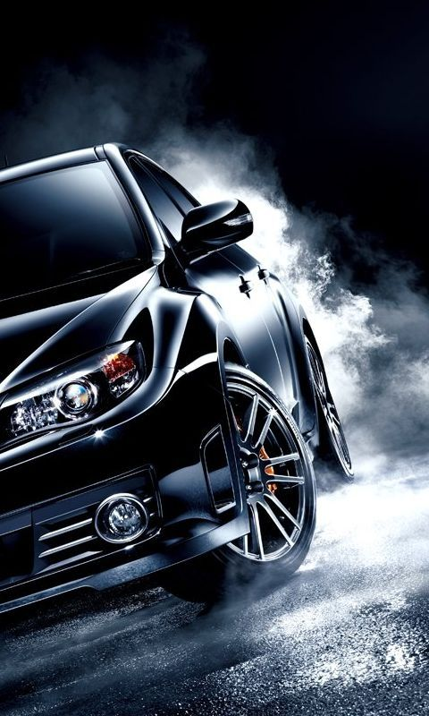 Bmw Black Car Android Wallpaper Hd For Mobile And Tablets