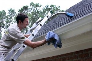Gutter Cleaning Raleigh Nc With Images Cleaning Gutters Gutter House Cleaning Tips