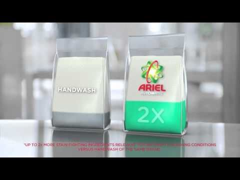 Nigerians Report Online: P&G's Ariel Automatic Arrives in Nigeria