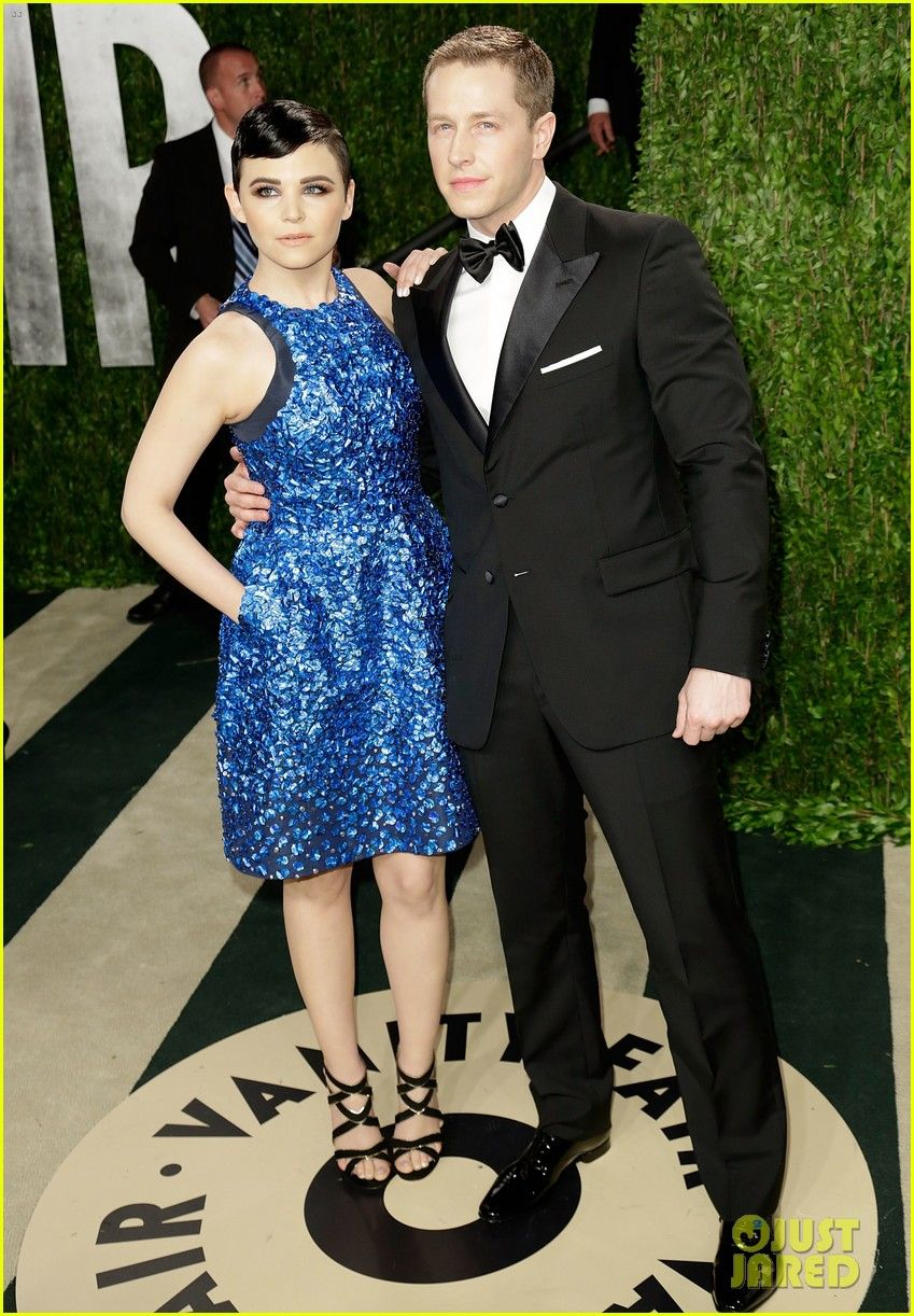Josh Dallas And Ginnifer Goodwin Wedding Once Upon A Time S