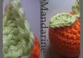 Clémentine - Mandarine au crochet - Tuto Dinette