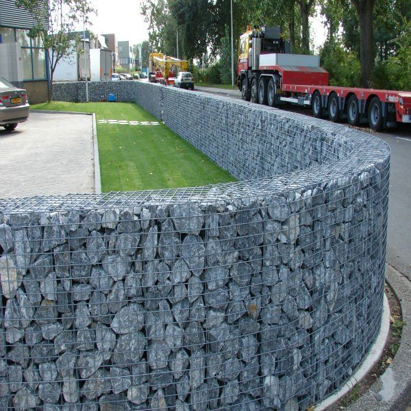 MT Garden Welded Gabion Basket Designdecorative Ideas