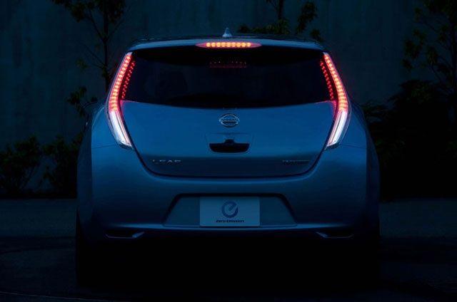 Awesome Nissan 2017: Nissan LEAF... Transportation Check more at ...