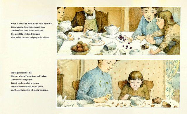 Annie and Helen by Schwartz & Wade Books, via Flickr