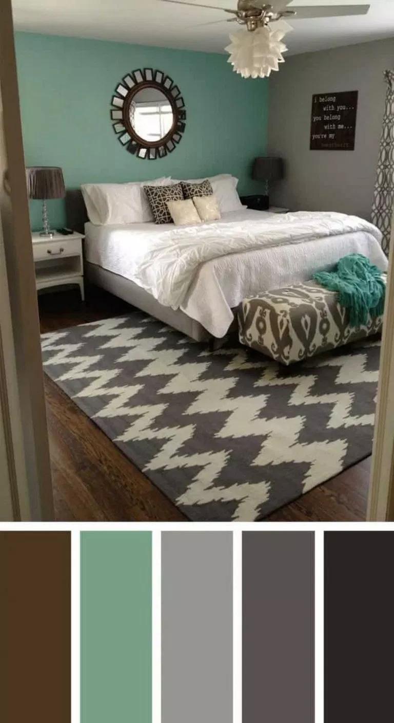 Photo of ✔65 bellissime idee di combinazioni di colori per camere da letto 52 »Interior Design