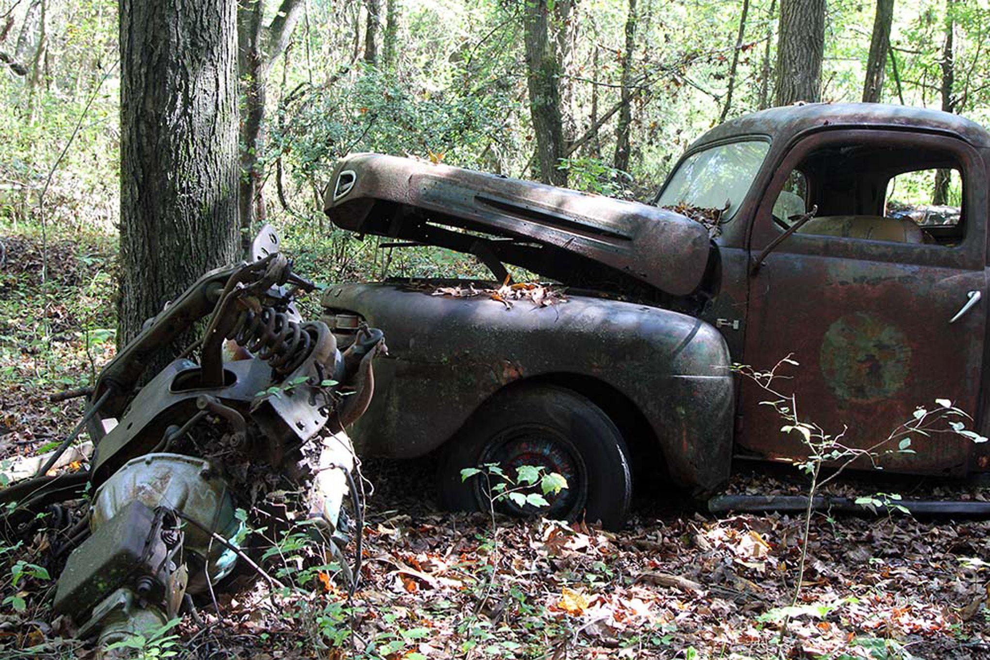 Abandoned autos | Old Car City Usa Abandoned Cars 137 | Autos - Long ...