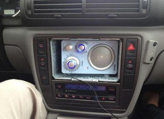 Car Radio Car