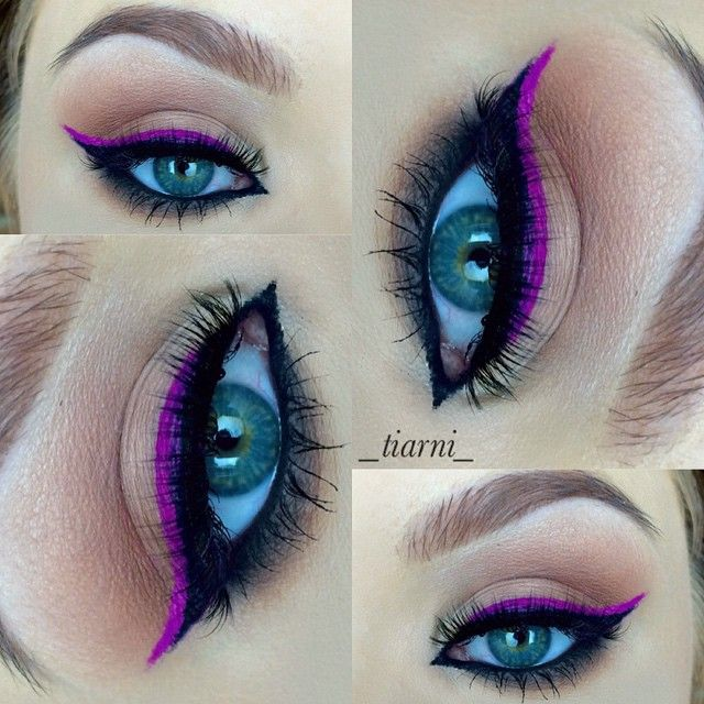 Love the coloured liner