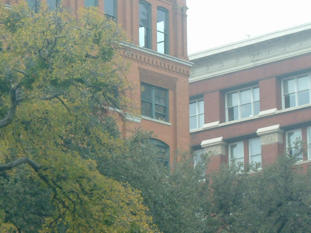 Formerly the texas book depository now the sixth floor
