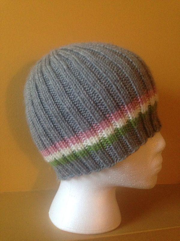 Republic of Newfoundland   Pink & Green!   Pinterest   Knit hats ...
