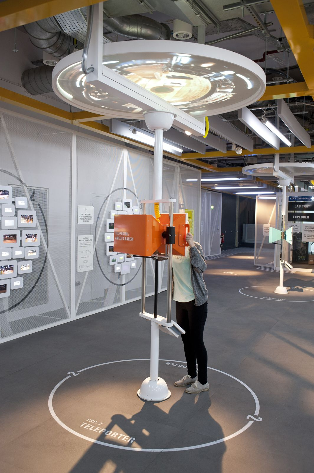 Google Chrome Map Project Office Bringing Internet Technologies Life In Interactive
