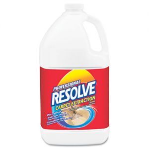 Professional Resolve Carpet Extraction Cleaner Concentrate 1 Gal Bottle Carpet Cleaners How To Clean Carpet Carpet