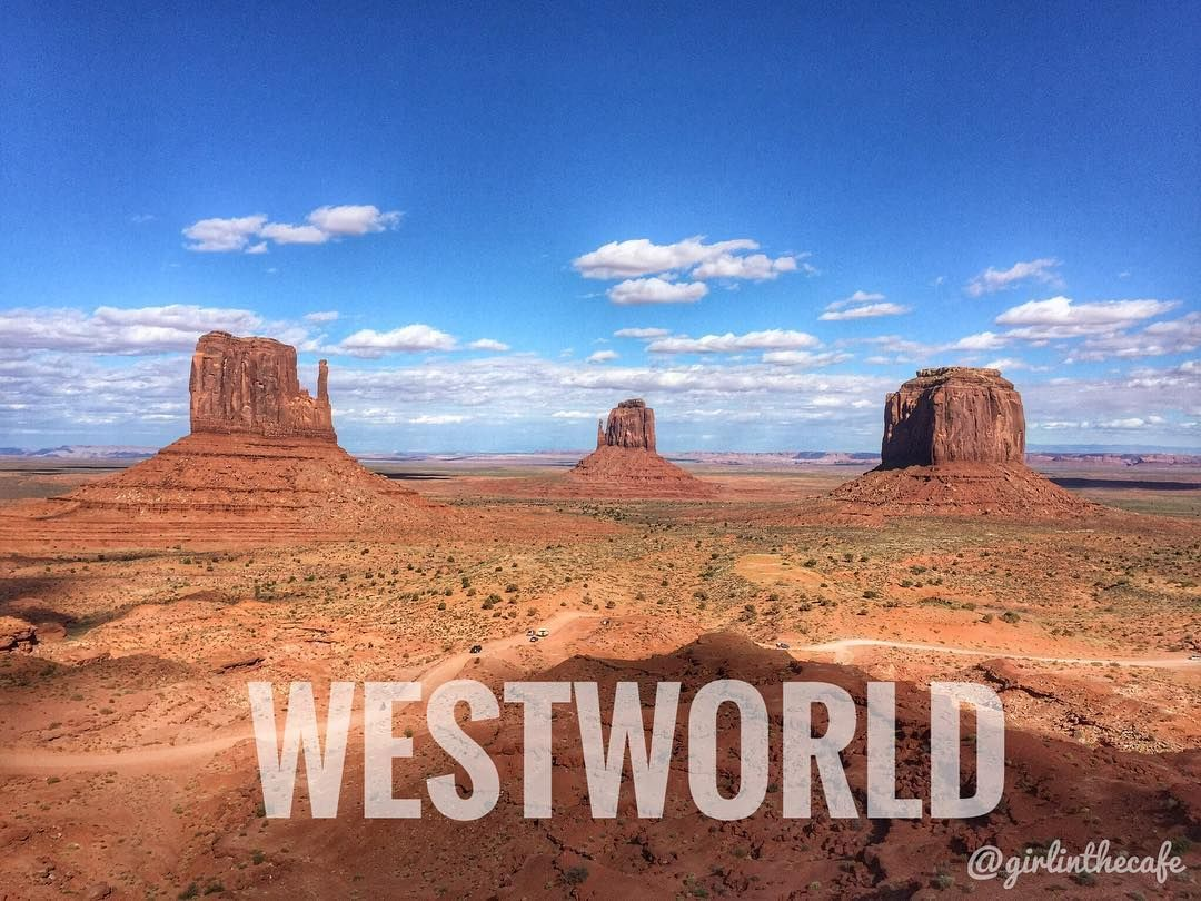 Took this one in Monument Valley a couple of weeks ago and how awesome to see these scenes in @west.world every week! #usa #rocks #monumentvalley #arizona #utah #nevada #az #ut #nv #westworld - (c) http://ift.tt/2dDNc3r