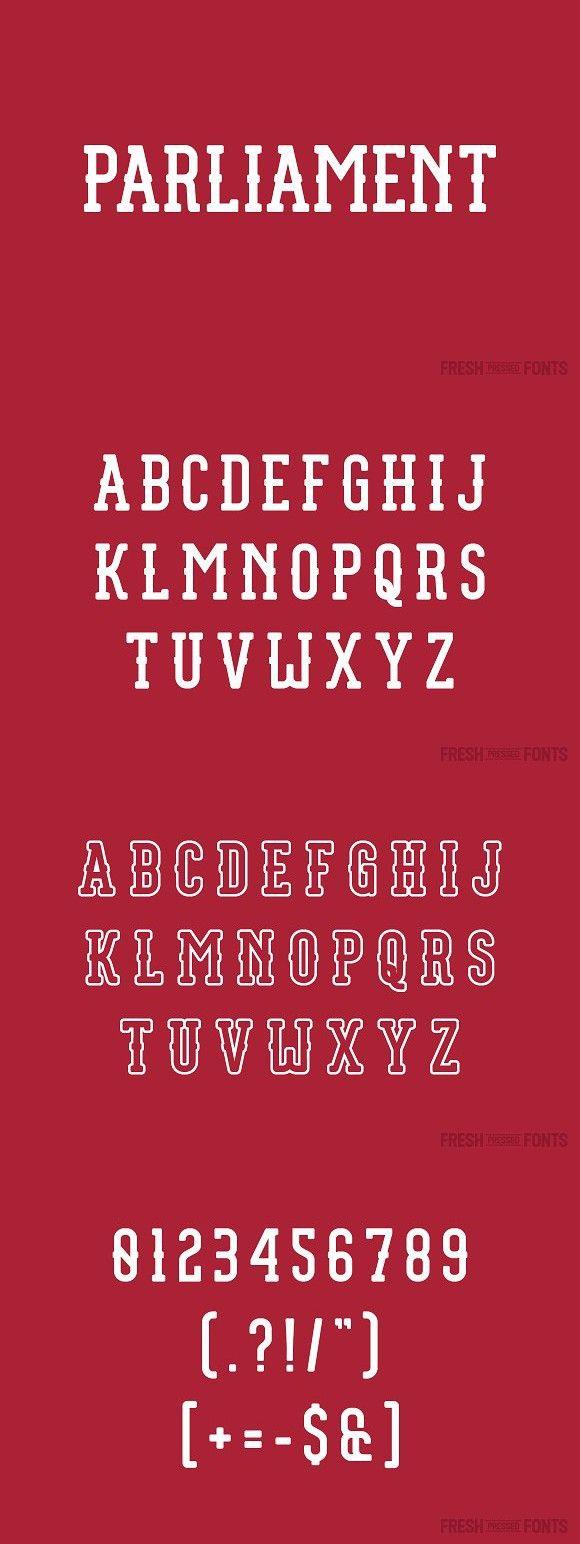 Parliament Font | Fonts, Slab serif and Serif