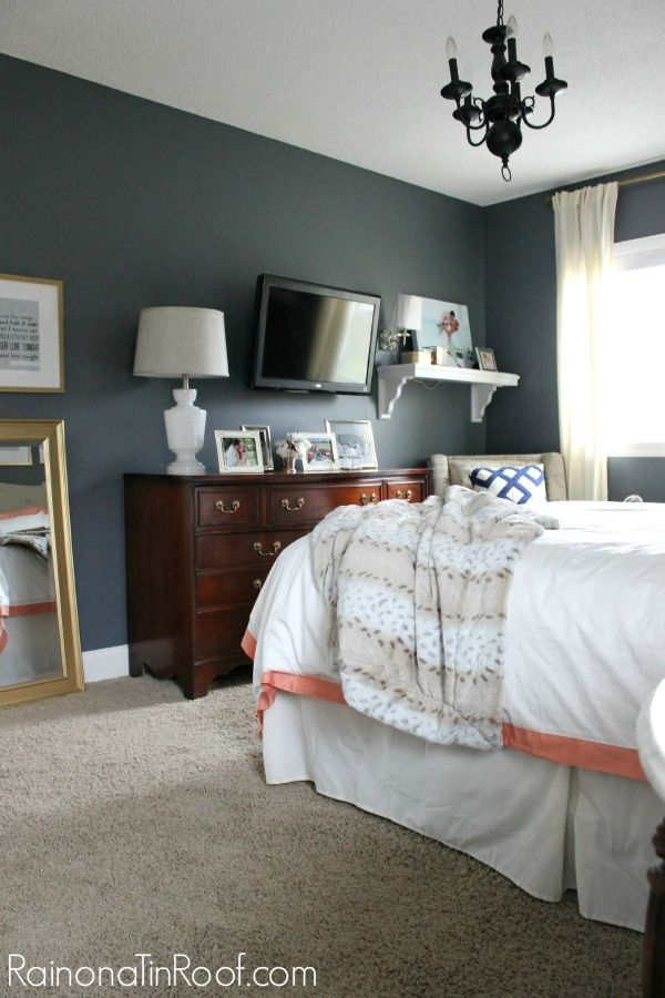 Master Bedroom Ideas For A Mini Makeover Paint Colors