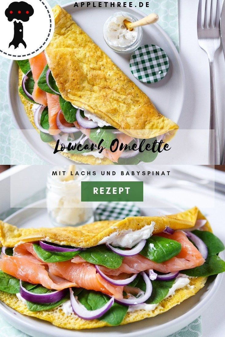 Photo of Low Carb Omelette Rezept – Applethree | Food, Travel & Life