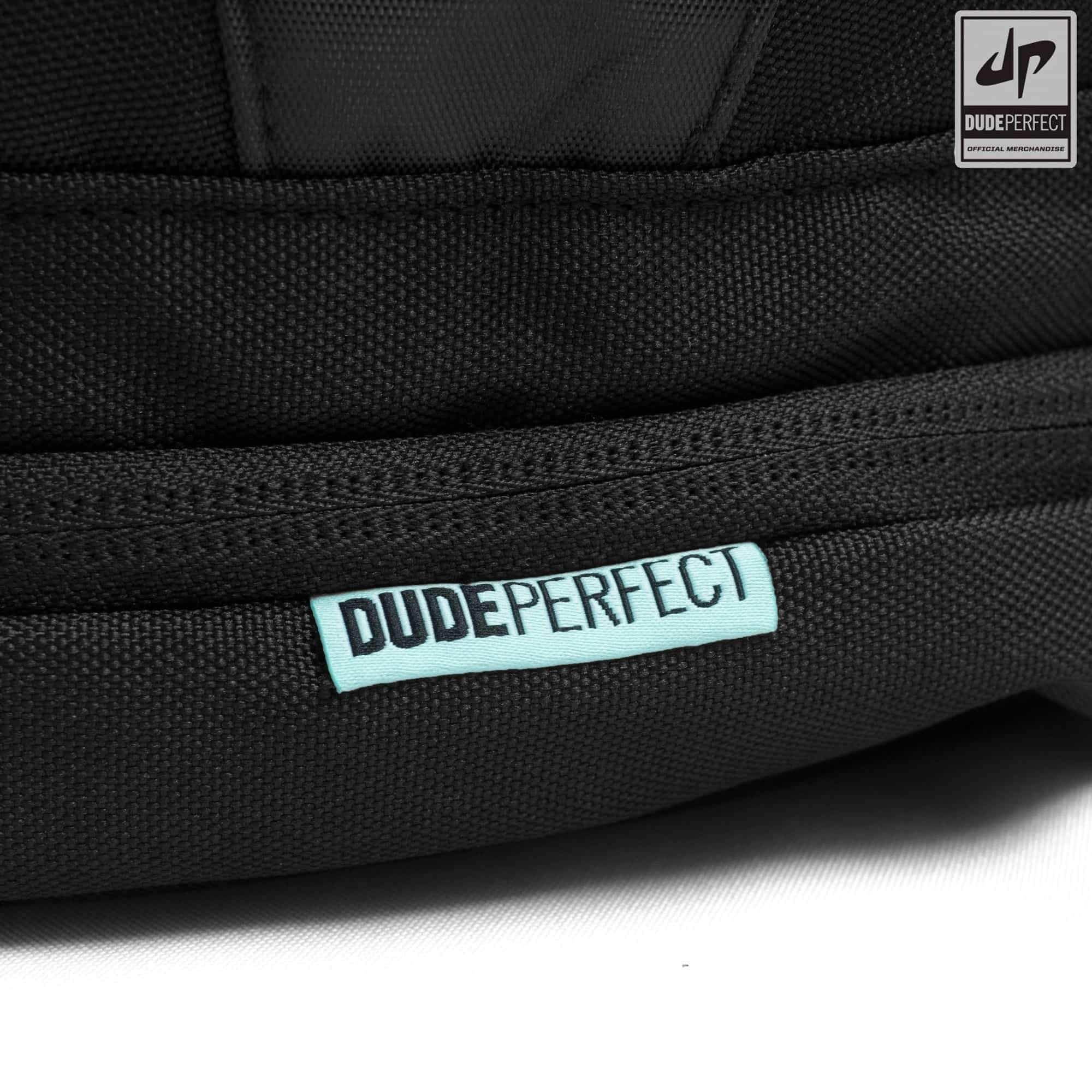 50912b812770 Dude Perfect Backpack III - Black + Green in 2019 | Not Kids | Green ...