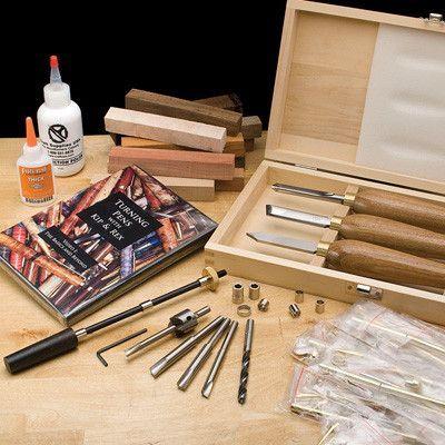 Apprentice Pen Turning Starter Kit No 2mt Pen Turning
