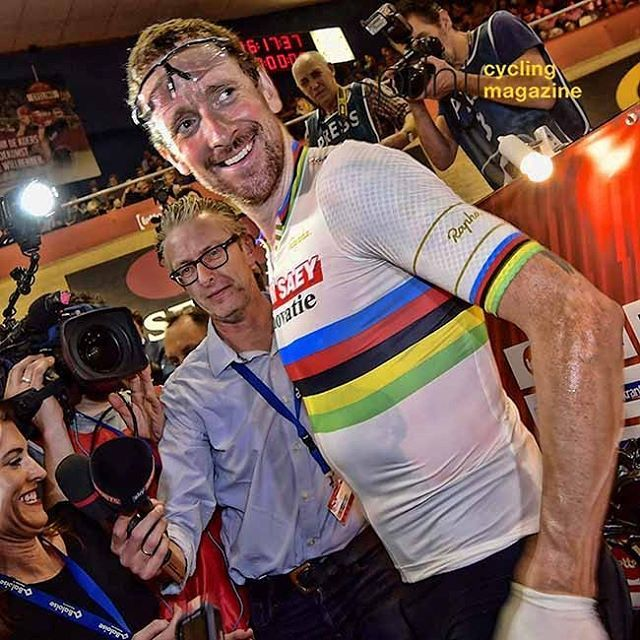 Bradley Wiggins Six Days Gent 2016 @bettiniphoto