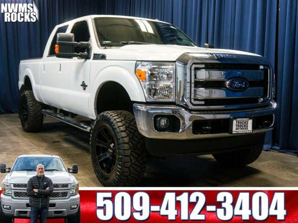 Brand New Lift Lifted  Ford F Xsel Truck
